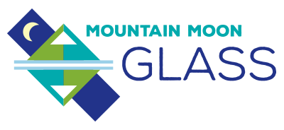 Mountain Moon Glass